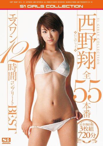 西野翔エスワン全55本番 12時間コンプリートBEST エスワン ナンバーワンスタイル [DVD]