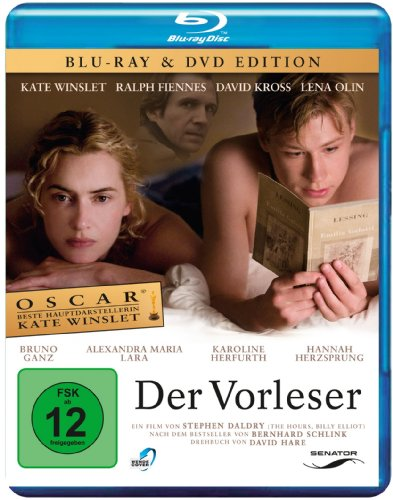 Der Vorleser (Blu-ray & DVD Edition) [Blu-ray]
