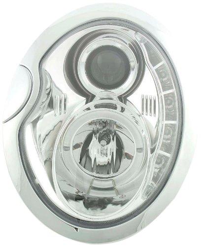 Phares Daylight set pour Mini Cooper (type R50) année 01-06 chrome [Meccanico]