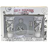 True Religion For Women By True Religion 4 Pc. Gift Set
