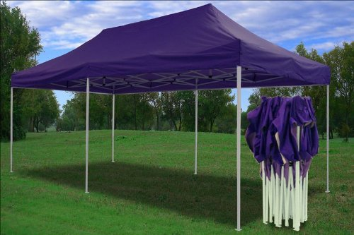 10x20 Pop up 6 Walls Canopy Party Tent Gazebo Ez Purple & Best 10x20 Pop up 6 Walls Canopy Party Tent Gazebo Ez Purple Price ...