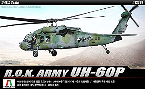 [12287] Academy Maquettes Aviation 1/48 UH-60