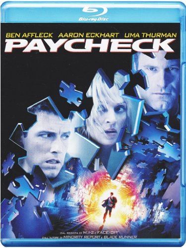 Paycheck [Blu-ray] [IT Import]