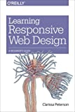 img - for Learning Responsive Web Design: A Beginner's Guide book / textbook / text book