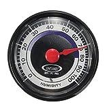 屋外屋内のために高精度アナログ温湿度計水分湿度計