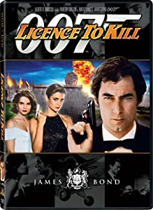 "The second Timothy Dalton outing as James Bond is ""License to Kill."""