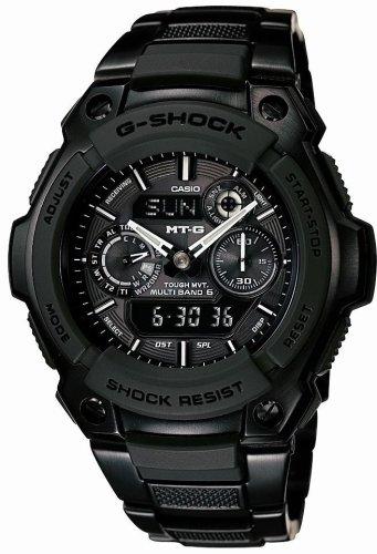 CASIO (カシオ) 腕時計 G-SHOCK MT-G TOUGH MVT タフソーラー 電波時計 MULTIBAND6 MTG-1500B-1A1JF
