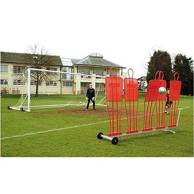 Pro-Model Free Kick Football Mannequins (Senior: 5'11 inch; Set of 3)