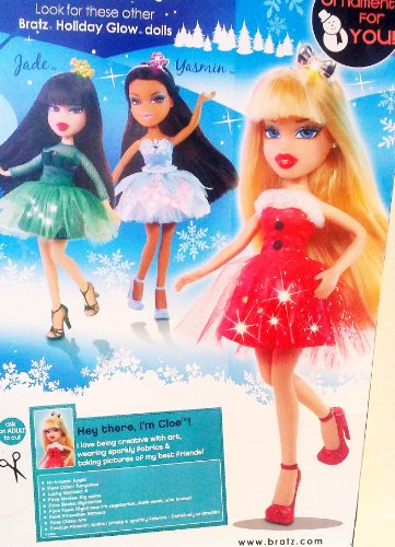 Bratz Holiday Glow 2012 - Cloe - 1
