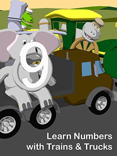 Learn Numbers with Trains & Trucks