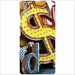 Lenovo K3 note Back Cover - Silicon Abstract Designer Cases