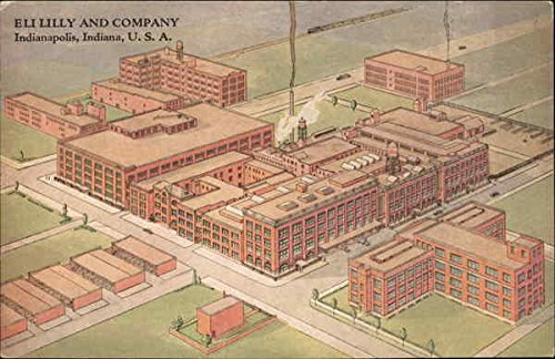eli-lilly-and-company-indianapolis-indiana-canada-original-vintage-postcard
