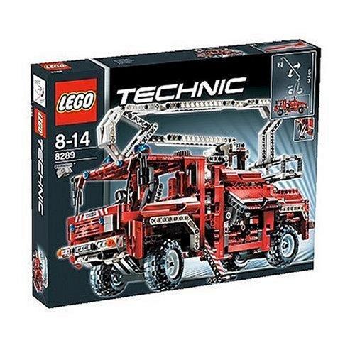 LEGO - Technic - jeu de construction -  Le Camion de pompiers