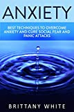 Anxiety: How to Overcome Anxiety, build self esteem and Cure Social Fear and Panic Attacks (Anxiety, Stress, Fear, Social Anxiety, Overcome Shyness)