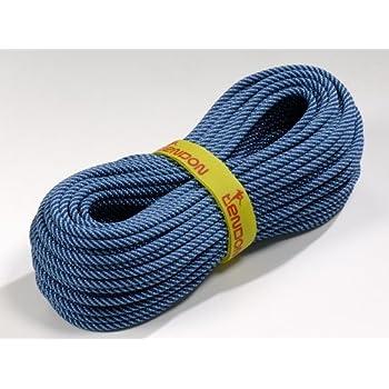 cordes d'escalade- und Zwillingsseil Master 7.8 - Tendon, Länge:70m Standard;Farbe:rot-gelb