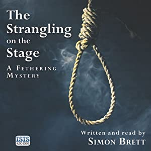 The Strangling on the Stage Audiobook