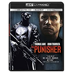 The Punisher [4K Ultra HD + Blu-ray]