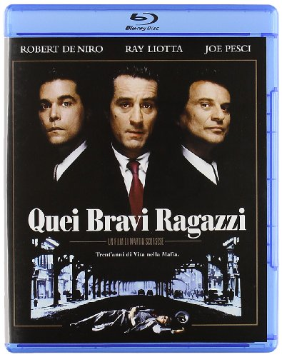 Quei bravi ragazzi [Blu-ray] [IT Import]