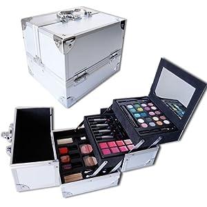 mallette de maquillage beauty metal beaut et parfum. Black Bedroom Furniture Sets. Home Design Ideas