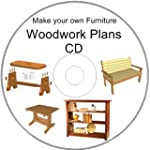 6000 + Woodworking Plans - CD loaded...