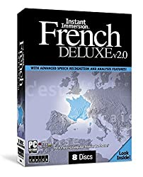 Topics Entertainment Instant Immersion French Deluxe (8 CDs)