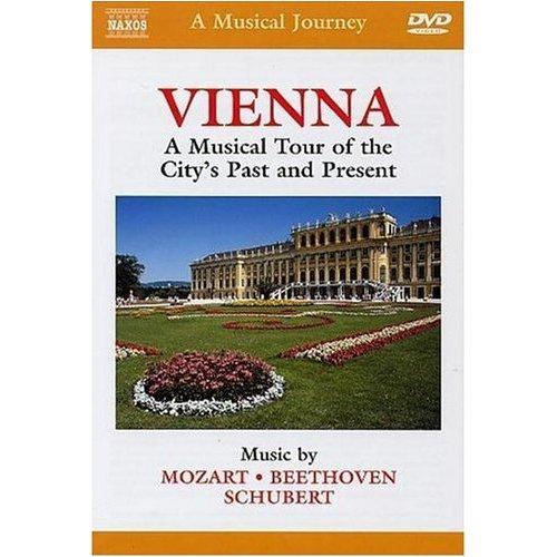 「音楽の旅」シリーズ-ウィーン/ベートーヴェン/モーツァルト/他 [DVD]