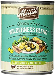 Merrick Wilderness Blend Dog Food 13.2 oz , 12 Count