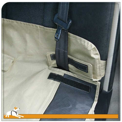 Kurgo Shorty Car Bench Seat Cover