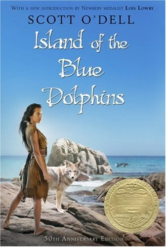 Island of the Blue Dolphins by Scott O&#039;Dell