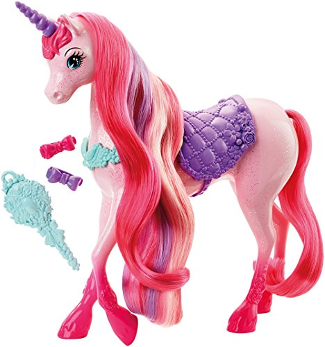 Barbie Fairytale Endless Hair Kingdom Unicorn