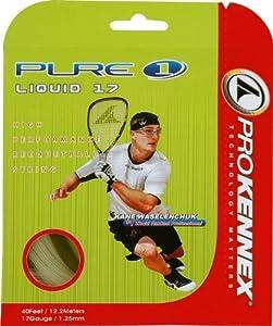 ProKennex Pure 1 Liquid 17 Racquetball String Set 40ft