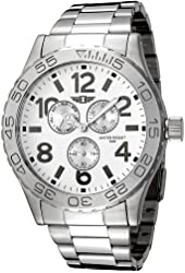 I By Invicta Men's 41704-001 Multi-Function Stainless Steel Watch