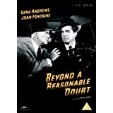 Beyond A Reasonable Doubt [DVD]von &#34;MEDIA SALES&#34;