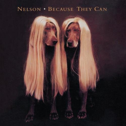 Original album cover of Because They Can by Nelson