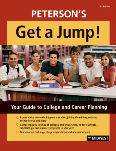 Get A Jump!  Midwest 9th edition (Teens' Guide to College & Career Planning)