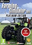 Farming Simulator 2011 - The Platinum Edition (PC DVD) [Importación inglesa]