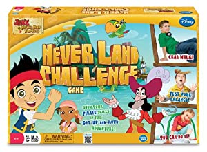Jake and the Never Land Pirates Never Land Challenge