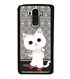 ifasho Designer Phone Back Case Cover LG G4 Stylus :: LG G4 Stylus H630D H631 H540 ( Cycling Sport Skull Man Fast Speed Look )