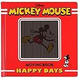 ミッキーマウス ムービングブック ハッピーデイズ