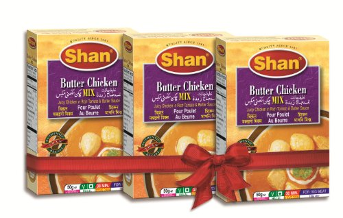 Shan Butter Chicken- Bundle of 3 Packs (Butter Chicken Curry compare prices)