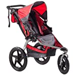 BOB Stroller Strides Single Fitness Stroller Red