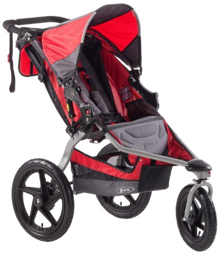 bob stroller strides single fitness stroller. Black Bedroom Furniture Sets. Home Design Ideas