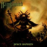 Space Bandits by Hawkwind [Music CD]