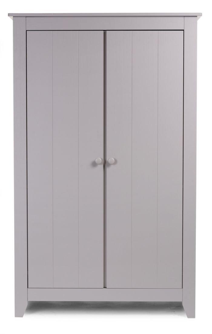 Childwood Flemish Stone grey K2DFLSG 2-türiger Schrank