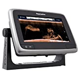 "Raymarine a78 Marine Chartplotter - 7"" - 16.7 Million Colors - Touchscreen - Fish Finder - microSD Card - Bluetooth - Wireless LAN E70209-LNC"