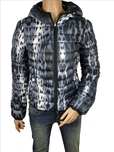 Guess W42L02 W5D50 P751 ULISSA DOWN JACKET giacca blu