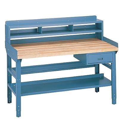 Edsal Premier-Quality Workbench - Deluxe Bench - 60X30