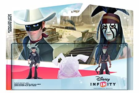 Disney Infinity Lone Ranger Playset Pack (Xbox 360/PS3/Nintendo 3DS/Wii/Wii U)