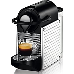 Nespresso Pixie Chrome Espresso Machine at Sears.com