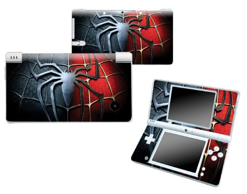 Bundle Monster Nintendo Ndsi Dsi Nds Ds i Vinyl Game Skin Case Art Decal Cover Sticker Protector Accessories - Spiderman